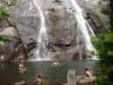 White Oak Canyon swimming hole