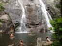 White Oak Canyon swimming hole