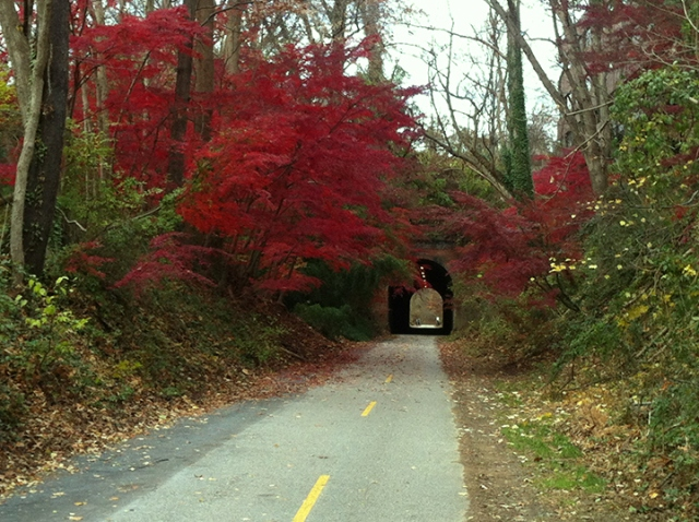 Capitol Crescent Trail, Maryland