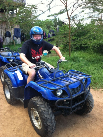 4x4 Quad Biking