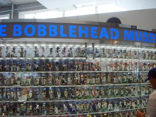 Bobblehead Museum at Marlins Park