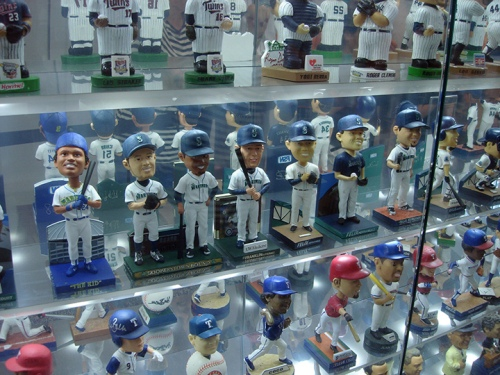 Seattle bobbleheads