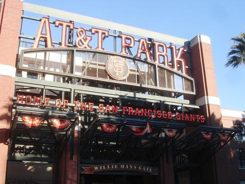 AT&T Park 3