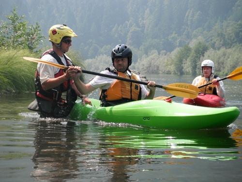 Green Roll - Klamath River