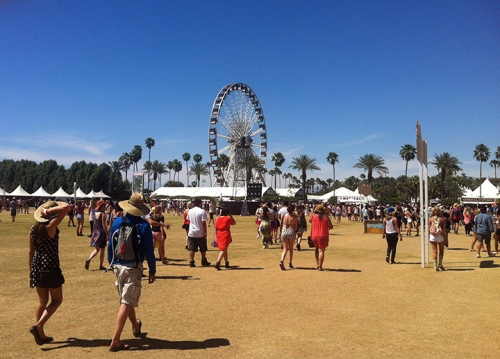 Welcome to Coachella