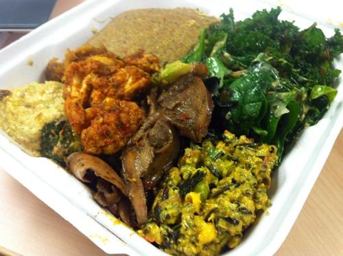 Khepra's Raw Food