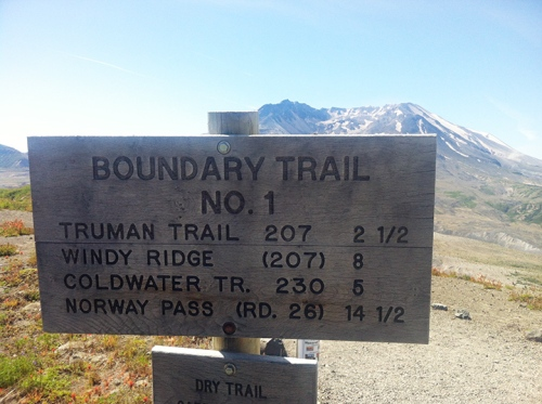 Boundary Trail