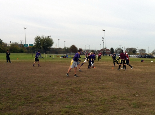 Could it be ESPN's next 30 for 30 film? UW goes 9-1 in flag football!