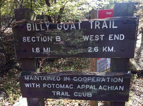 Billy Goat Trail