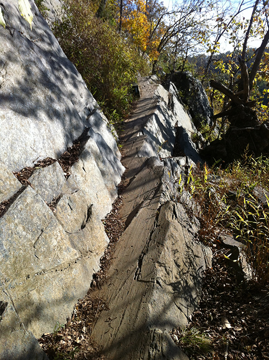 Billy Goat Trail, Maryland