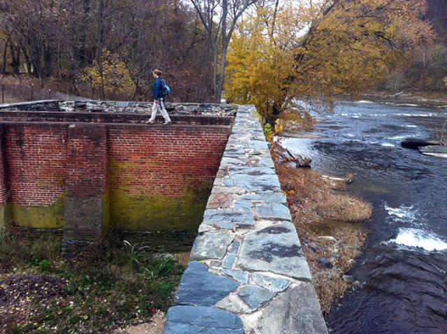 Harper's Ferry and Shenandoah River, West Virginia