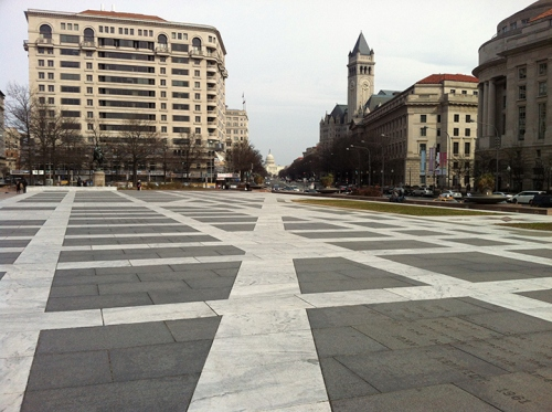 Freedom Plaza, Washington, D.C.