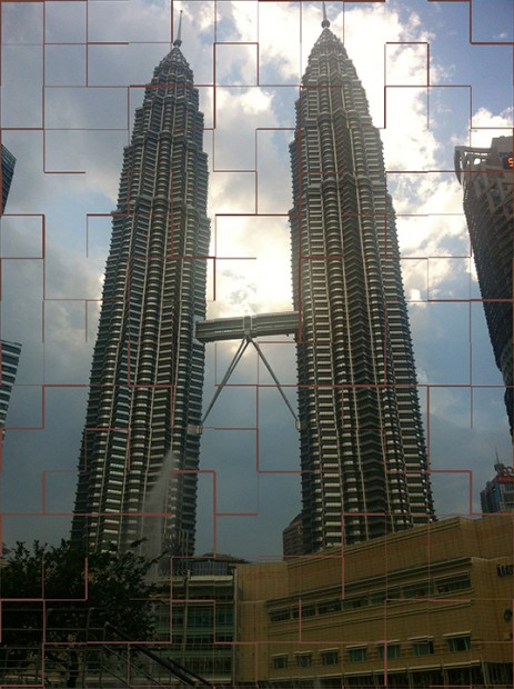 Such a sight in Kuala Lumpur