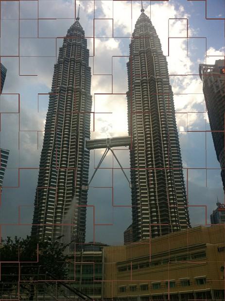 Such a sight in Kuala Lumpur