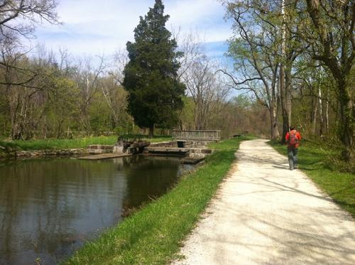 C & O Canal Towpath