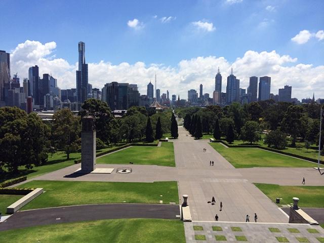 Probably Melbourne