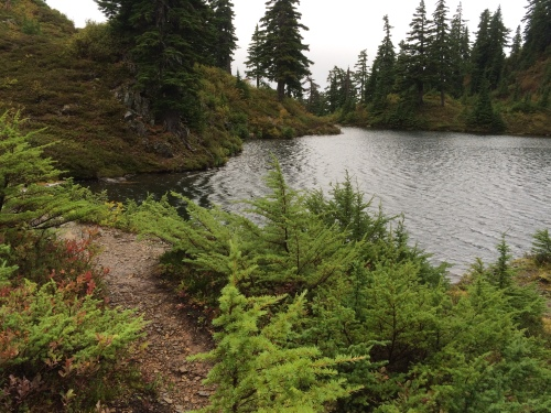 Cutthroat Lakes (Walt Bailey Trail)
